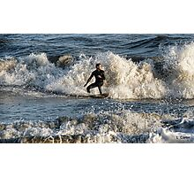 High Waves Photographic Print