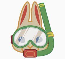 Sea Hare One Piece - Short Sleeve