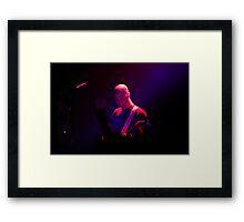 The Guitarist Framed Print