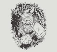 Valhalla Awaits by ccourts86