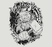 Valhalla Awaits Unisex T-Shirt