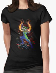 The Hero Womens Fitted T-Shirt