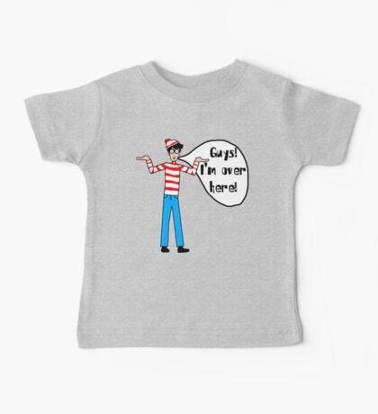 Wally's Here Baby Tee