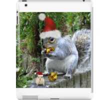 Whiskas the Squirrel iPad Case/Skin