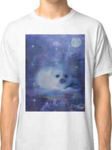 Baby Seal on Ice Classic T-Shirt