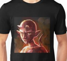 little young teen devil Unisex T-Shirt
