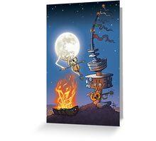 The National Folk Festival Greeting Card