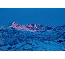 Jim Mountain-Signed-#0265 Photographic Print