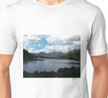 Snowdon Horseshoe North Wales Unisex T-Shirt