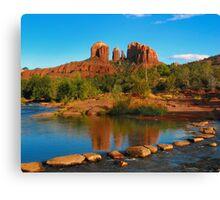 Cathedral Rock, Sedona Arizona Canvas Print