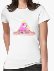 Shy Horse Womens Fitted T-Shirt