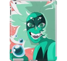 Malachite Always Wins iPad Case/Skin