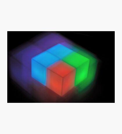 Tetris I Photographic Print