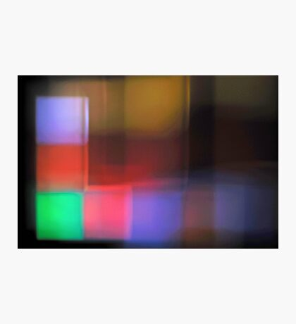 Tetris IV Photographic Print