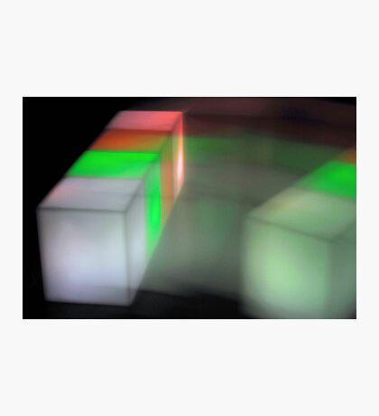 Tetris V Photographic Print
