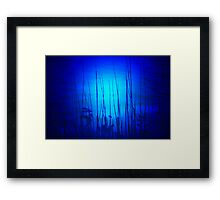 Under Water Mystery Framed Print