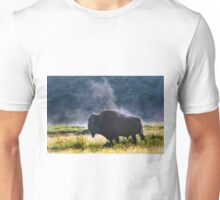 Buffalo Steam-Signed-#2170 Unisex T-Shirt
