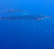 Îles de Lérins, Cannes - The French Riviera by Atanas Bozhikov Nasko
