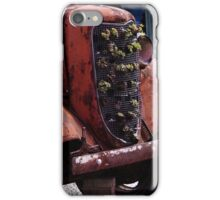 ANTIQUE FORD TRUCK GRILL iPhone Case/Skin