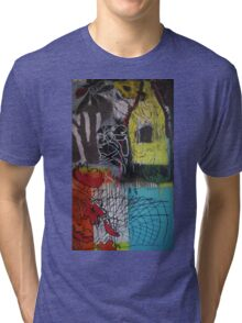 Painting stuff Tri-blend T-Shirt