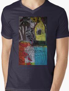 Painting stuff Mens V-Neck T-Shirt