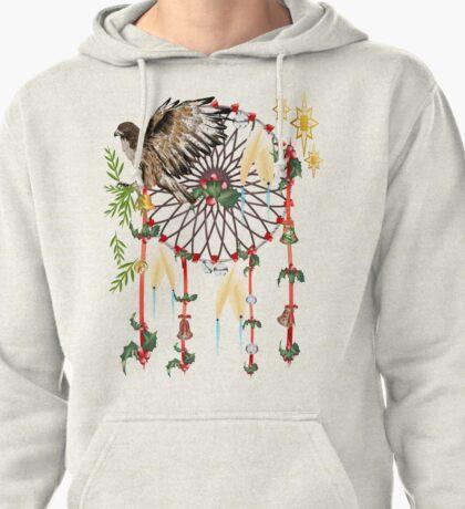 Chrstmas Dreamcatcher Pullover Hoodie