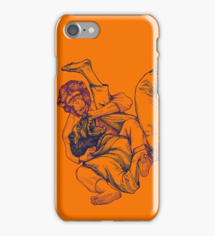 Martial Arts - Way of Life #7 iPhone Case/Skin