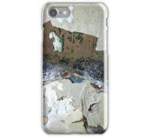 industrial urban wall: interprits rurality iPhone Case/Skin