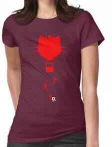 Team Rocket Womens Fitted T-Shirt