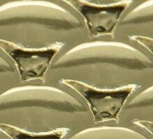 Golden Scales Sticker