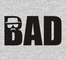 Bad - Breaking Bad Heisenberg by ScottW93