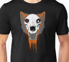 Dog Skull - With Ears Unisex T-Shirt