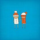 Winter Love by urbanbasement