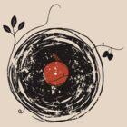 Enchanting Vinyl Records Vintage by Denis Marsili - DDTK