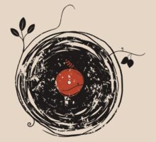Enchanting Vinyl Records Vintage by Denis Marsili - DDTK