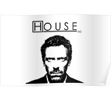 House M.D. Poster