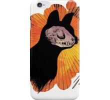 Cat Skull iPhone Case/Skin