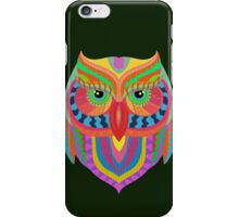 Owl Abstract iPhone Case/Skin