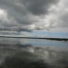 Storm clouds,American River,Kangaroo Island,S.A. by elphonline