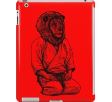 Martial Arts - Way of Life #6 iPad Case/Skin