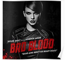 Taylor Swift- Bad Blood Poster