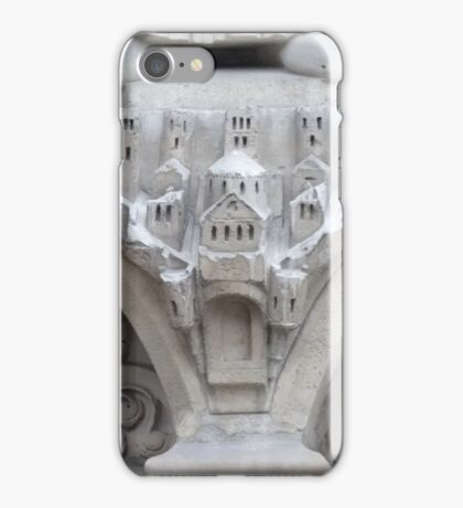 Stone houses iPhone Case/Skin
