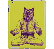 Martial Arts - Way of life #5 iPad Case/Skin