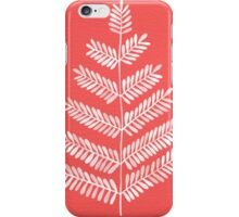 Melon Leaflets iPhone Case/Skin
