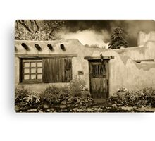 Delgado House Canvas Print