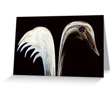 Ivory Wings © Greeting Card