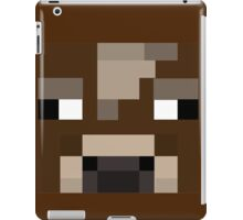 Minecraft Cow iPad Case/Skin