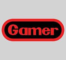 Gamer  by nyr1301