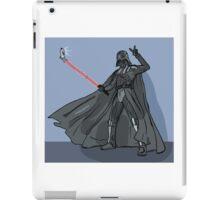 Darth vader selfie iPad Case/Skin