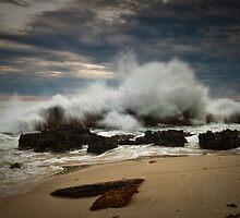 Lucy's Beach ~ Greenough WA by Pene Stevens